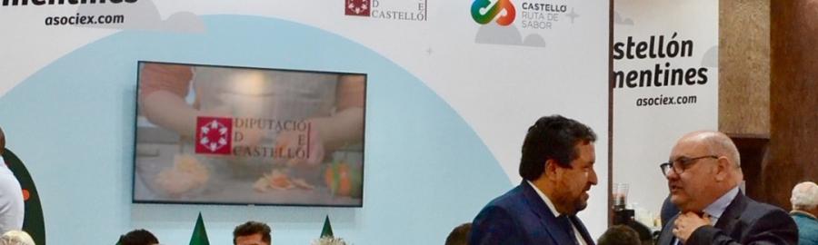 Los exportadores citrícolas castellonenses respaldan la reivindicación de Moliner