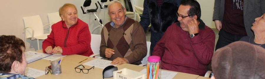 Diputación atiende ya a más de 3.000 personas mayores de la provincia