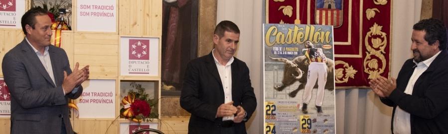 Diputación acoge la presentación del Cartel de los Festejos Taurinos Populares