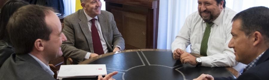 El Col·legi d'Arquitectes de Castelló participarà en el projecte de la Diputació