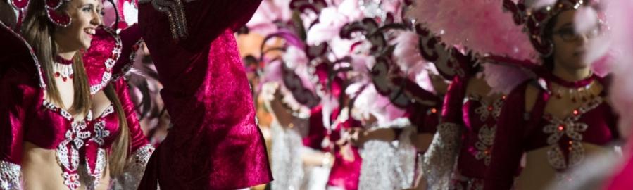 El Govern provincial reforça la projecció turística del Carnestoltes de Vinaròs