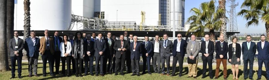 Moliner dóna suport a l'activitat del Clúster Energètic com a motor econòmic