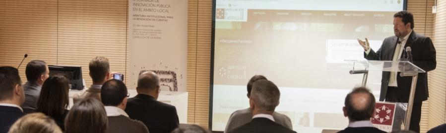 Diputación organiza la jornada 'Castellón Territorio Inteligente'