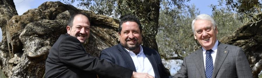 Moliner refuerza la colaboración con las diputaciones de Tarragona y Teruel