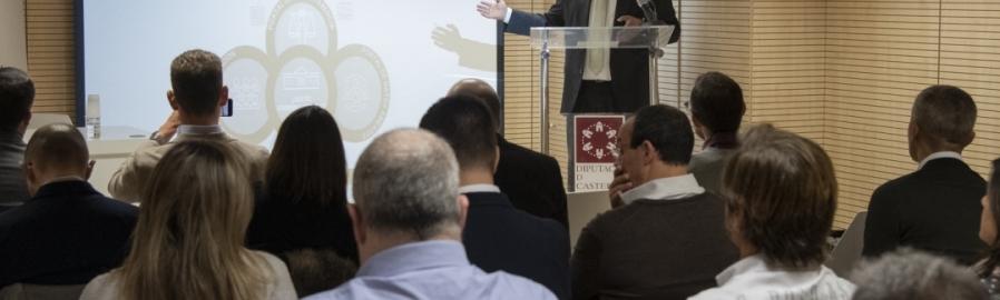 Diputación impulsa el potencial de las TIC en el desarrollo del territorio