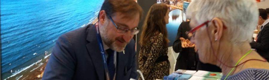 Diputación traslada a Berlín la oferta turística de la provincia
