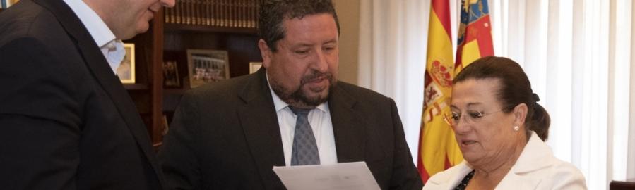 Diputación y la Cámara de Comercio logran ya 816 entrevistas concertadas