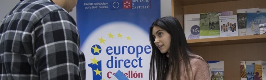 Diputación convoca el concurso 'Europa en letras y colores' para promover el conocimiento