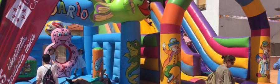 Diputación abre el plazo para que los pueblos más pequeños pidan parque infantil gratuito