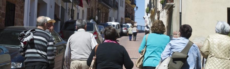 Diputación abrirá mañana las inscripciones para que 10.000 mayores viajen