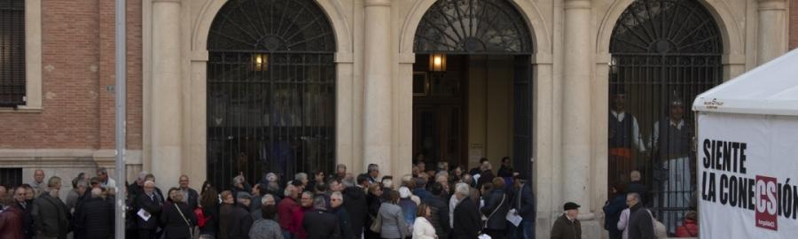 Diputació obrirà dimarts que ve la inscripció a la 5a edició del Castelló Senior