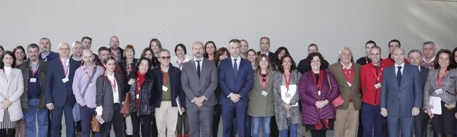 El Consorcio Provincial de Bomberos participa en el I Encuentro de Responables de Comunicación