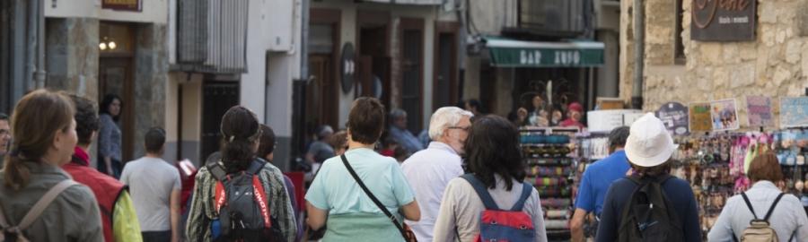El turisme de la província preveu una Setmana Santa amb ocupacions superiors al 85%