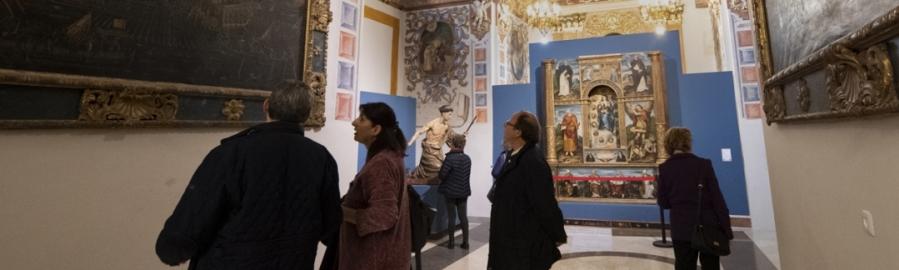 Diputació reforça La Llum de la Memòria com a fita del turisme cultural