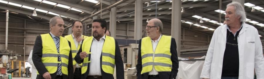 Moliner trasladará al Comisario europeo de Energía las reivindicaciones