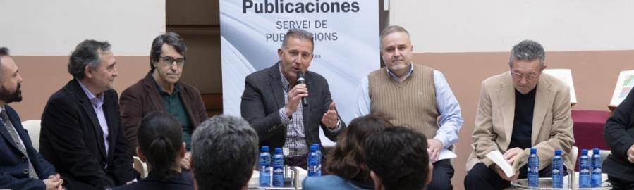 Diputació presenta la revista anual Aula de Lletres Valencianes