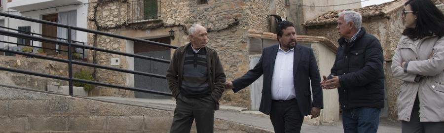 Diputación atrae inversión europea para ayudar a los pueblos más pequeños