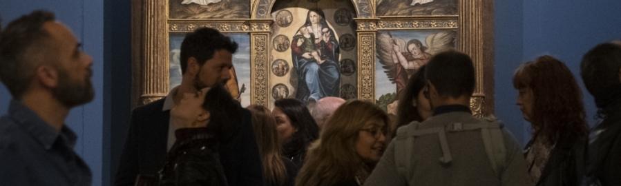 La Llum de la Memòria registra rècord històric de 5.500 visitants en la seua primera setmana