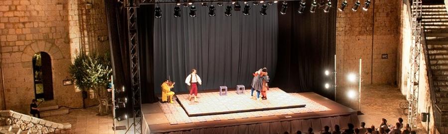 Diputació saca a la venda les entrades del Festival de Teatre Clàssic Castell de Peníscola
