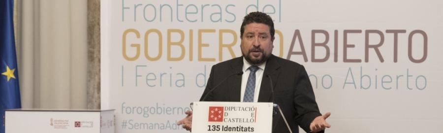 Diputació és pionera en transparència en ser la primera a implicar la societat civil