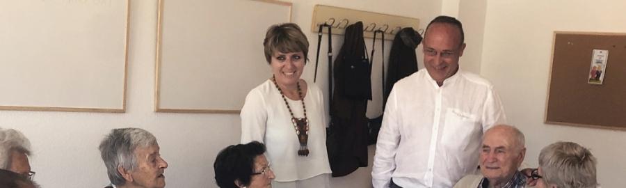 Diputación pone en marcha la Unidad de Respiro Familiar de Viver