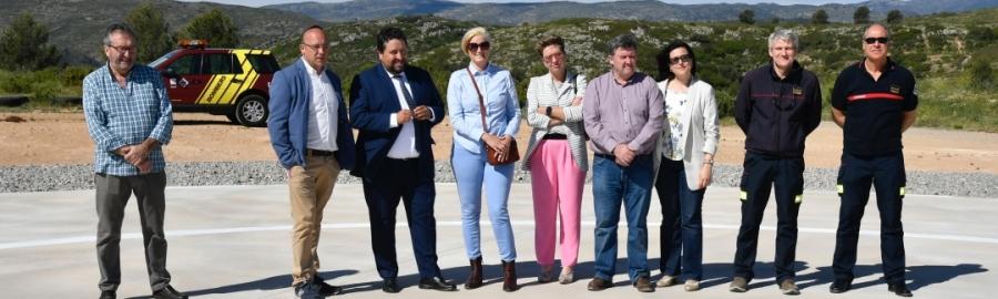 Diputación hace de Castellón una de las provincias más seguras en respuesta de emergencias