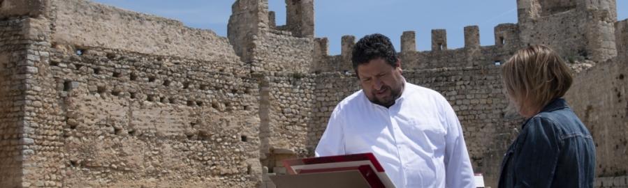 Diputació avança en la rehabilitació del Castell de Xivert