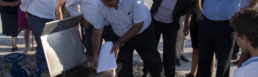 Diputació depura 6.000 milions de litres d'aigües residuals als pobles