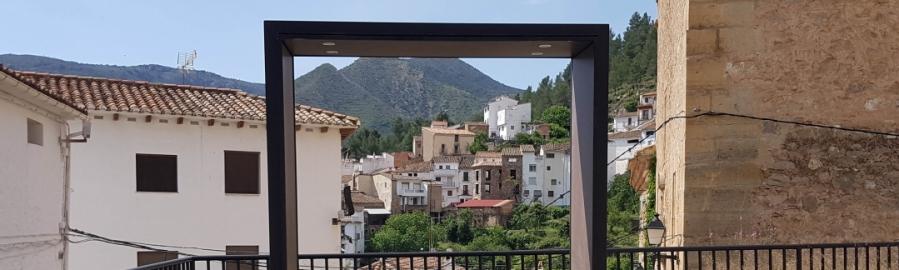 Diputación llena las calles de los pueblos de cerámica castellonense
