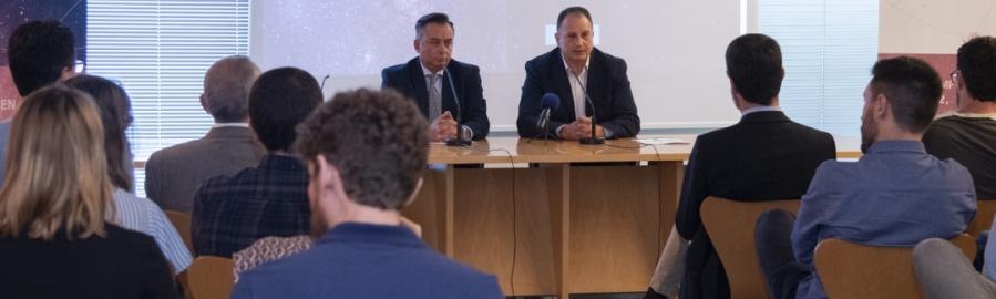 Diputación consolida su pionero programa Órbita como modelo