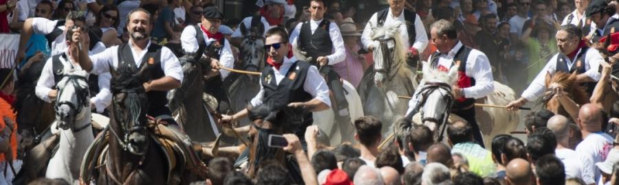 Diputació subvenciona les principals festes d'interés turístic de la provínci