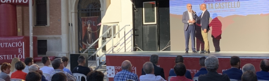Diputació presenta la XXXVII Volta Ciclista a Castelló