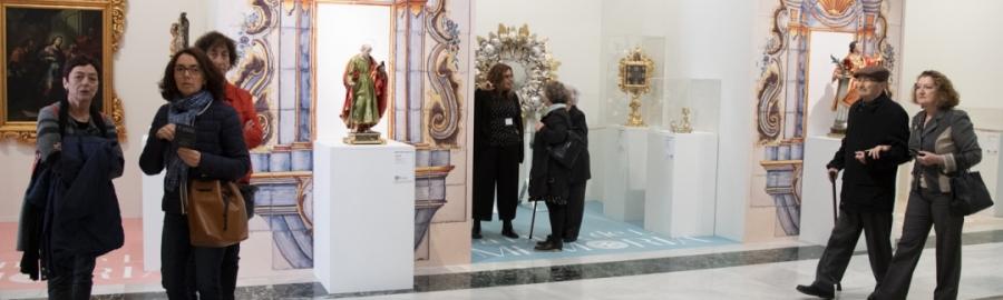 La Llum de la Memòria encara la seua recta final a Castelló amb xifra rècord de visitants