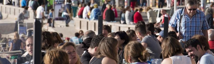 Diputació prevé ocupacions turístiques del 85% este mes de juliol