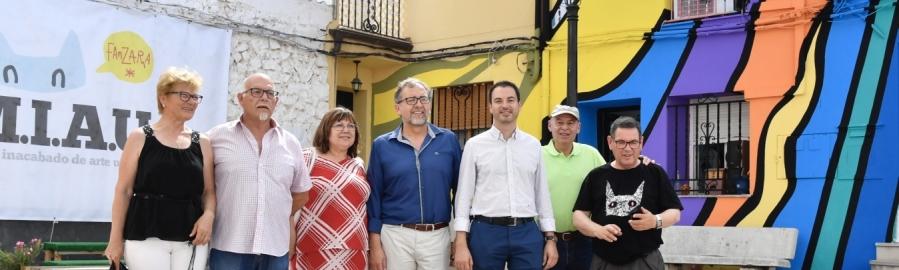Martí destaca la importancia de iniciativas como el MIAU de Fanzara