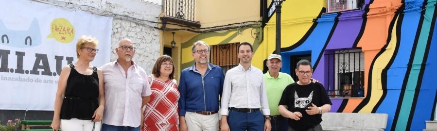 Martí destaca la importància d'iniciatives com el MIAU de Fanzara
