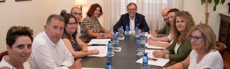 El president de la Diputació defén el diàleg en la seua primera reunió amb els portaveus