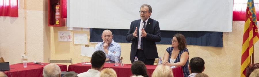 El presidente Martí defiende una nueva ruralidad basada en el bienestar y la salud