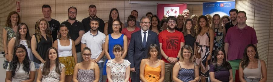 La Diputación clausura el programa Avalem+ y asegura su continuidad