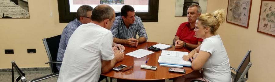 La Diputació presenta una proposta al Consell que permeta la reobertura del vial Cabanes-Orpesa