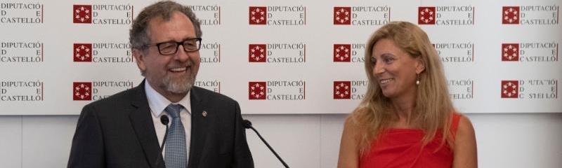 """José Martí: """"A partir d'ara la Diputació serà el millor aliat de l'Ajuntament de Castelló"""""""