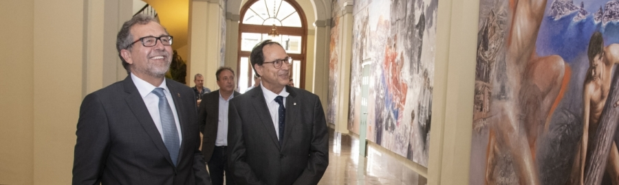 José Martí i Vicent Soler es comprometen a duplicar esforços contra la despoblació