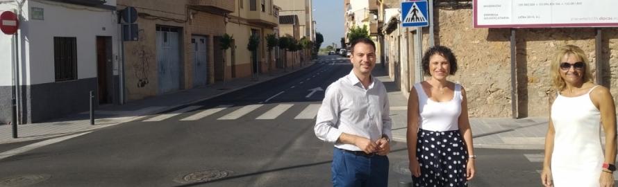 150.000 euros para eliminar los problemas de inseguridad vial de la calle Sant Lluís de Almassora