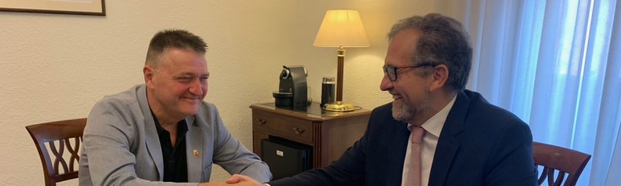 Diputació i Montanejos subscriuen un conveni de 25.000€ per a la promoció turística de la localitat