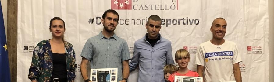 María Ángeles Lozano i Iván Portolés guanyen el VI Circuit 10K Diputació de Castelló