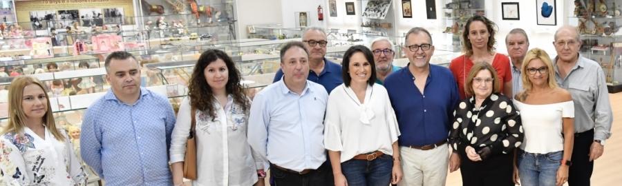 """José Martí: """"Comptem amb les ciutats de la Plana per a construir la nova i solidària Diputació"""""""