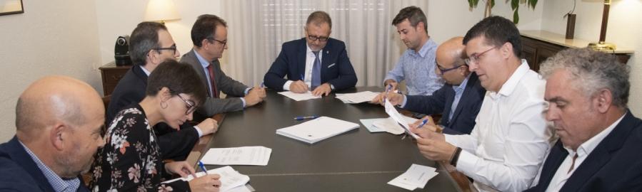 12.000 euros per a reforçar la xarxa d'oficines d'assessorament sobre reclamacions hipotecàries