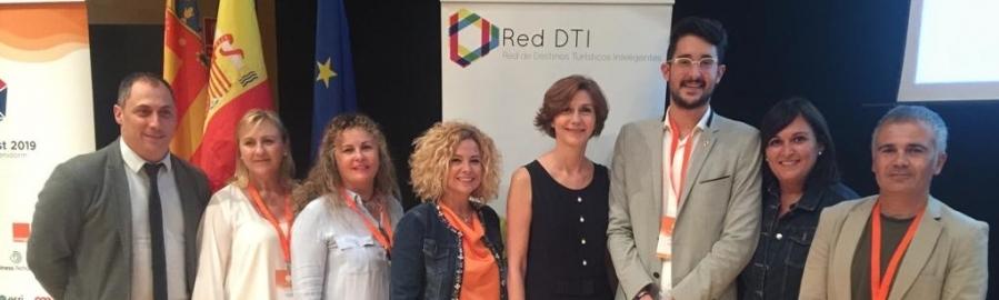 La Diputació, a la Xarxa de Destinacions Intel·ligents de la Secretaria d'Estat de Turisme