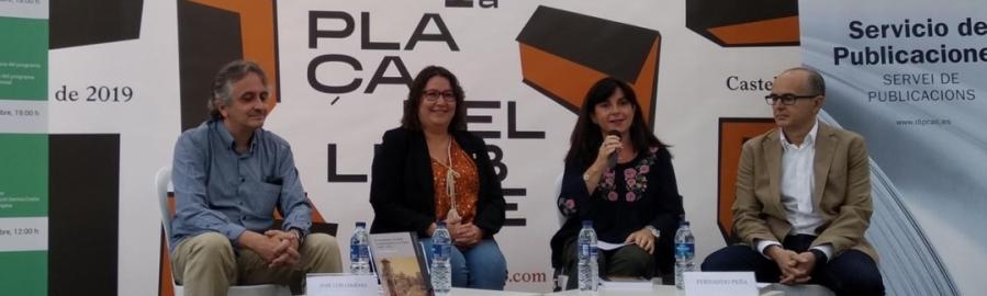 La Plaça del Llibre de Castelló acull la presentació de dues obres del Servei de Publicacions
