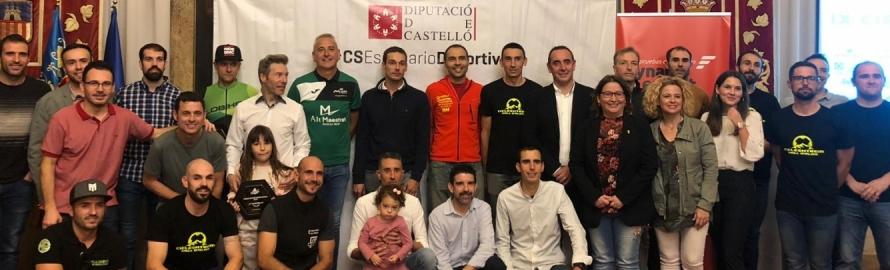 Cristian Bellés y Merche Villanueva, ganadores del IX Circuit BTT Muntanyes de Castelló